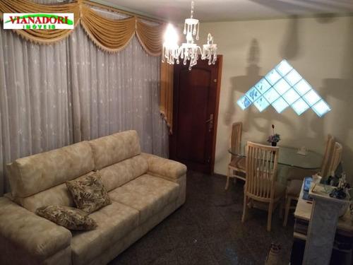 Imagem 1 de 11 de Sobrado Com 3 Dormitórios À Venda,  Guarulhos - So0588