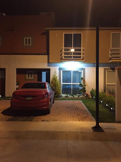 Se Renta Casa En Toluca Salida Rapida A Cdmx