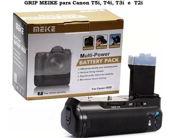 Grip Meike Mk-550d Para Canon T5i, T4i, T3i, T2i