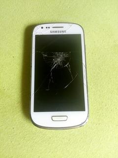 Samsung Galaxy S3 Mini Com Defeito