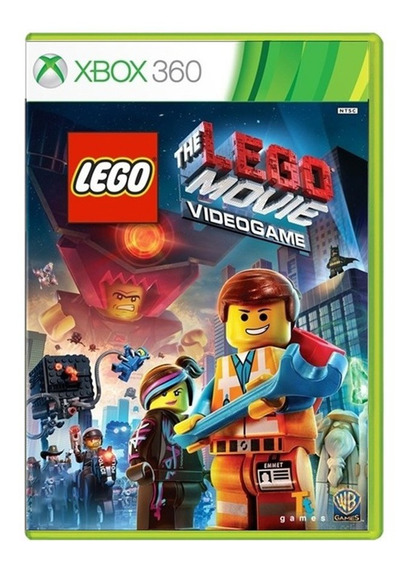 Lego The Lego Movie Videogame - Xbox 360 - Usado - Original