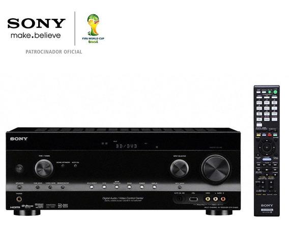 Home Theater Receiver Sony Str-dh820 + Caixas 7.1 Novíssimo