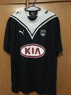 Camisa Puma Bordeaux Fc 2009 (tamanho G) Rara
