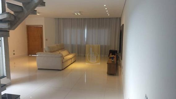 Casa Com 4 Dormitórios À Venda Por R$ 850.000,00 - Centro - São Caetano Do Sul/sp - Ca0007