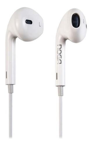 Auricular Con Cable Manos Libres Microfono Noga Ng5448