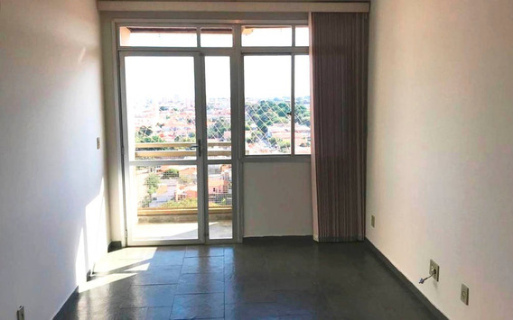 Apartamento Para Locação No Vila Industrial Em Campinas. 65m², 2 Dormitórios. 1 Vaga De Garagem. - Ap00525 - 34120705