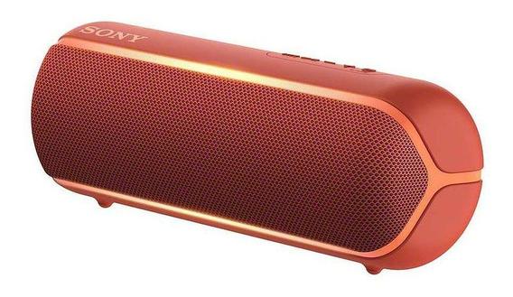 Caixa De Som Sony Extra Bass Srs-xb22 Bluetooth Vermelho