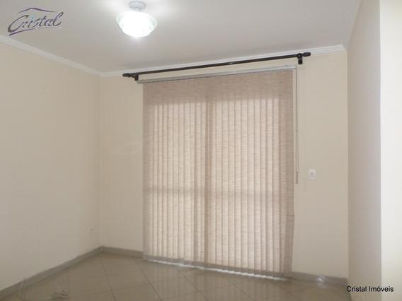 Apartamento Para Aluguel, 2 Dormitórios, Jardim Ester Yolanda - São Paulo - 20255