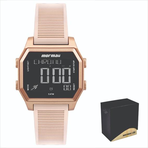 Relógio Mormaii Original Garantia 1 Ano A Prova Dágua & Nf