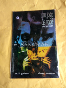 Dc Hq Sandman Um Jogo De Voce Parte 6 N°37