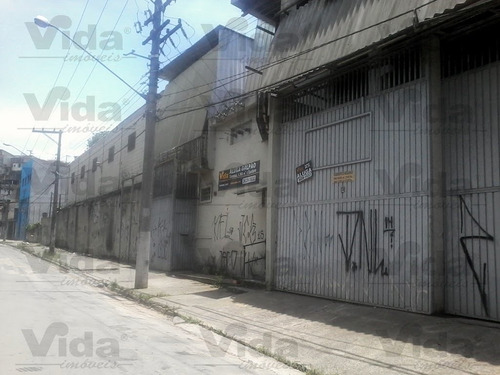 Galpão Em Vila Menck  -  Osasco - 28982
