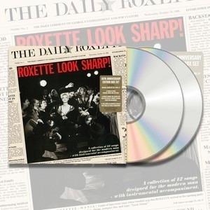 Roxette Look Sharp Cd Doble 30th Nuevo Importado 2 Cd