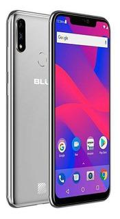 Smartphone Blu Vivo Xi+ Dual Sim 128gb 16mp Os 8.1 Prata
