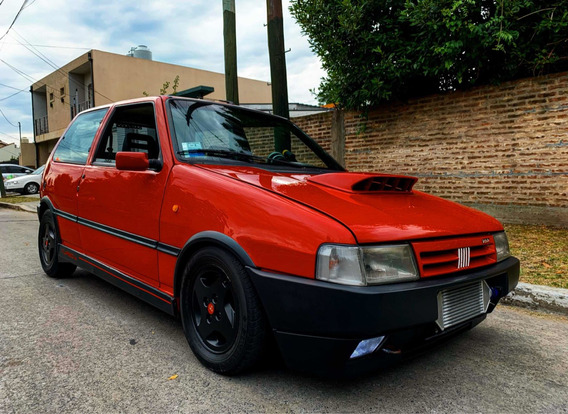 Fiat Uno Fiat Uno Ie Turbo