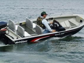 Barco De Aluminio Karib 500 Console