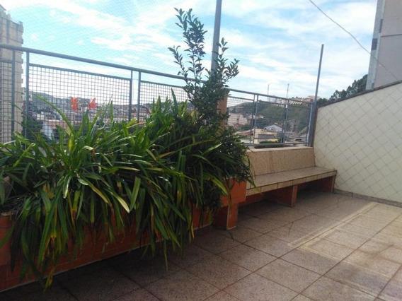Apartamento Para Venda Em Volta Redonda, Jardim Amália, 5 Dormitórios, 2 Suítes, 3 Banheiros, 2 Vagas - 144
