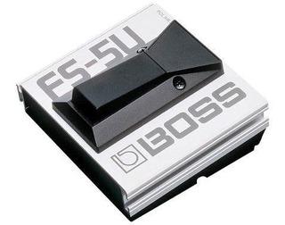 Pedal Footswitch Boss Fs5u Mementary - Guitarra - Efectos