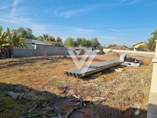 Imagem 1 de 16 de Terreno À Venda, 1000 M² Por R$ 750.000,00 - Condomínio Fazenda Imperial - Sorocaba/sp - Te1522