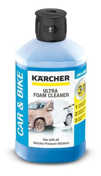Detergente Karcher Ultra Foam Alta Espuma Efecto Nieve