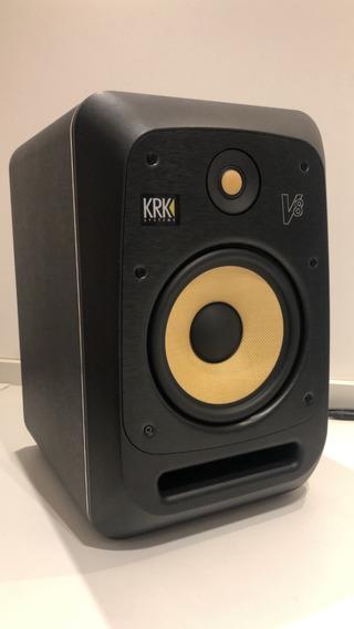 Krk V8 S4 Monitor De Referencia Par