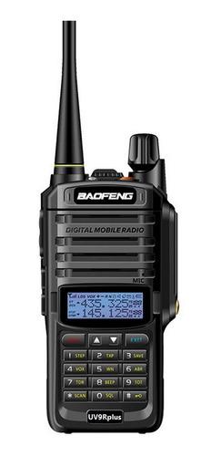 Imagen 1 de 1 de Radio Baofeng Uv-9r A Prova Dágua 10w Dual Band Vhf Uhf