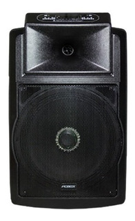 Bafle Potenciado Pc Box Sp 112 R Bt Eq/usb/rca