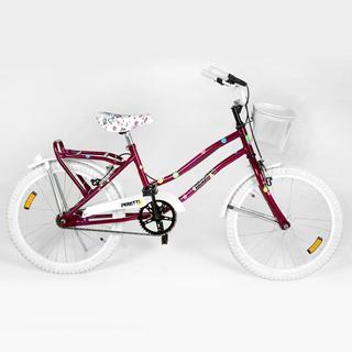 Bicicleta Peretti Rod20 Playera Dama Rosa