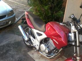 Honda Cbx 250 Twister 2001/02 - Vermelha