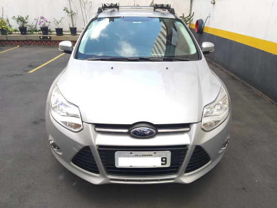 Ford Focus S 1.6 2013/14 - Único Dono
