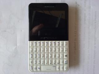Celular Motokey Xt Ex118 2,4¨ Com Defeito - 38410