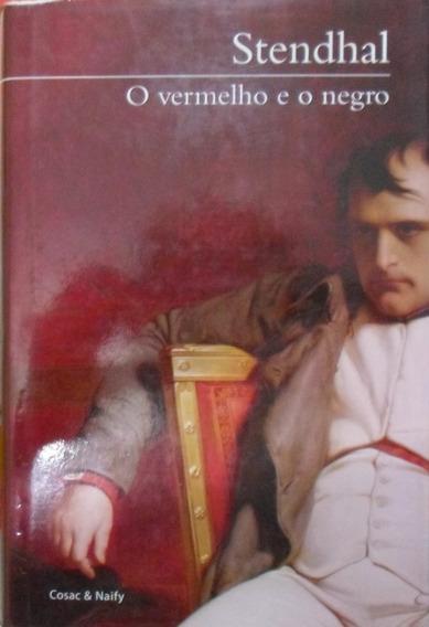 Livro: O Vermelho E O Negro - Stendhal