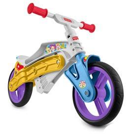 Bicicleta De Equilibrio Fisher Price - Es166