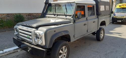 Land Rover Defender 130 Pick-up Mecânica