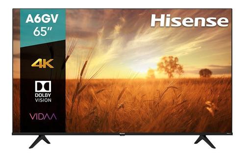 Imagen 1 de 6 de Hisense 4k Uhd A6gv Tv 65 Pulgadas (65a6gv 2021)