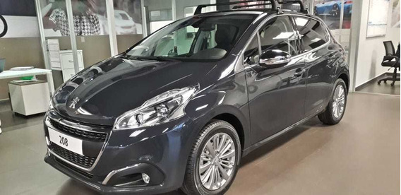 Peugeot 208 Allure Pack Puretech 1.2 Lts 3 Cilindros Turbo