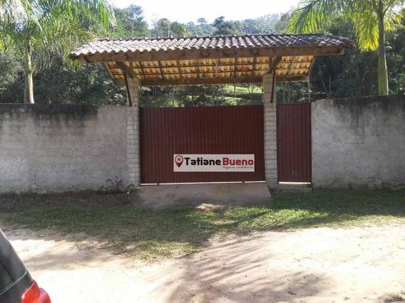 Sítio Com 2 Dormitórios À Venda, - Rio Abaixo - Jacareí/sp - Si0008