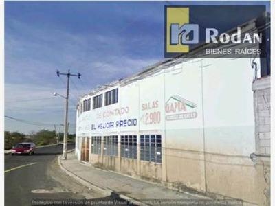 Bodega Comercial En Venta Santa Cruz Tlaxcala