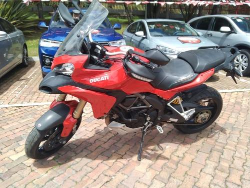 Ducati Multistrada 1200 R Modelo 2014