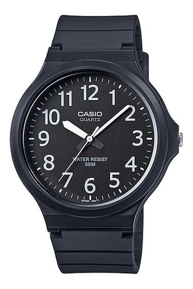 Relógio Casio Mundial Masculino Mw-240-1bvdf