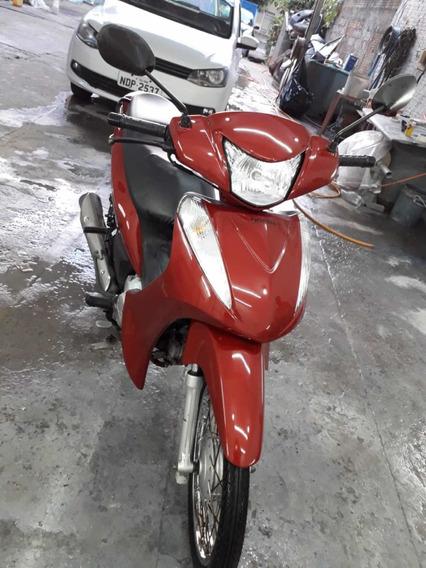 Honda Biz 125 Partida Flex