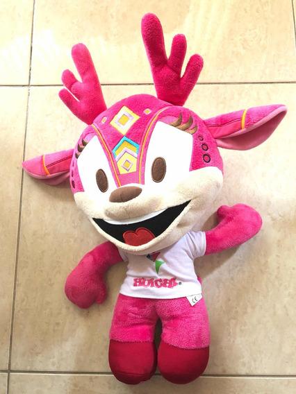 Huichi Mascota Oficial De Los Juegos Panamericanos De Gdl.