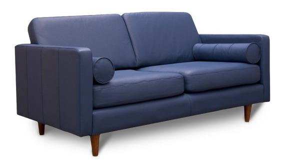Love Seat 100% Piel Genuina - Oslo - Confortopiel