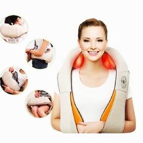 Masajeador Terapeutico Rehabilitador Cuello Cervical Espalda