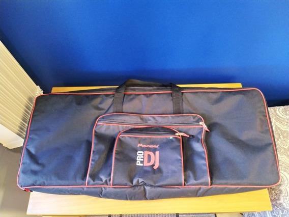 Bag Case Par Cdj 850/900 + Mixer Djm 800/900 Nexus Pioneer