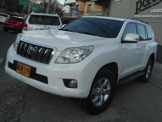 Toyota Prado Txl Aut, 2 Aire, Refull, 3.000cc 2010