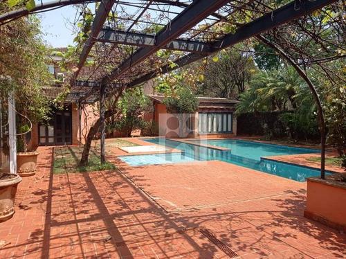Imagem 1 de 30 de Casa Com 5 Dormitórios À Venda, 871 M² Por R$ 3.400.000 - Jardim América - Ribeirão Preto/sp - Ca0657