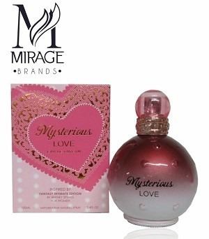 Perfume Fantasy Intimate Edition Britney Spears Mirage | Mercado Libre