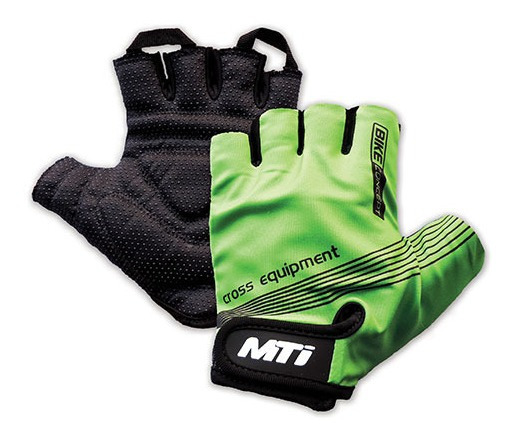 Guantes Ciclismo Bicicleta Crossfit Mti Cross Equipe - Racer