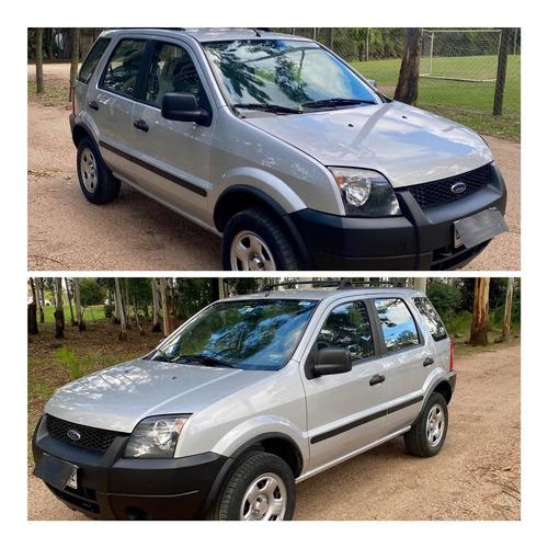 Ford Ecosport 2006 1.6 Xls Entrega 4500 Y Saldo 24 Cuotas