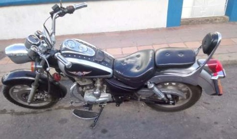 Chopper Amc Windspeed 200